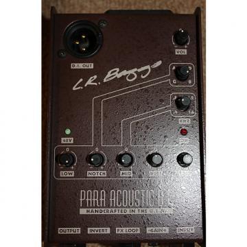 Custom LR Baggs Para Acoustic D.I.