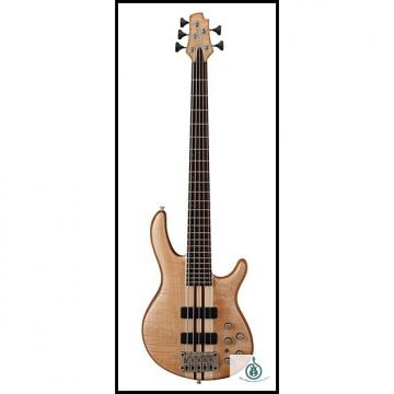 Custom Cort Artisan Series A5PLUSFMMHOPN 5-String, Neck-Through, Bartolini Electronics, Natural Finish
