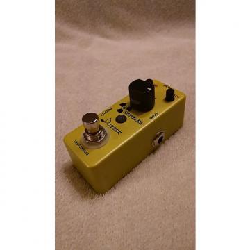 Custom Donner Yellow Fall Analog Delay pedal