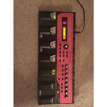 Custom Boss RC-50 loop station Boss RC-50 loop station Black and red
