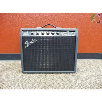 "Custom Fender  '68 Princeton Black Limited 2017, Alnico Blue 12"" Speaker, Free Shipping in USA"