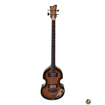 Custom Greco Hofner Lawsuit Bass Sunburst Made in Japan