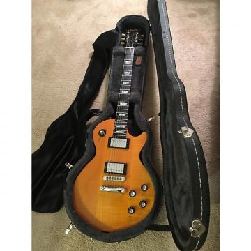 Custom Gibson Les Paul Studio Lite 1992 Amber
