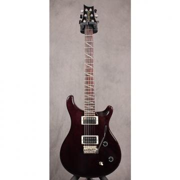 Custom PRS SE Santana Black Transparent