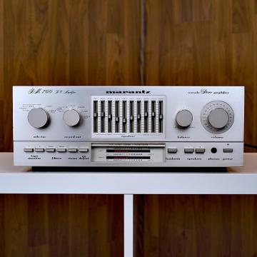 Custom Marantz PM700 Stereo Console Amplifier- Excellent Condition with 60 Day Warranty!