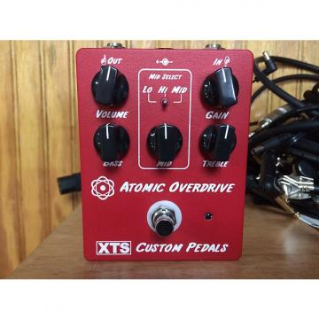 Custom Xact tone solutions XTS Atomic Overdrive