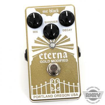Custom Mr. Black Eterna Gold