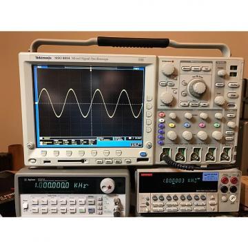 Custom Tektronix MSO4034 Oscilloscope 350 MHz 4 CH 2.5 GS/s