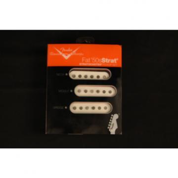 Custom Fender Custom Shop Fat '50s Stratocaster Pickup Set
