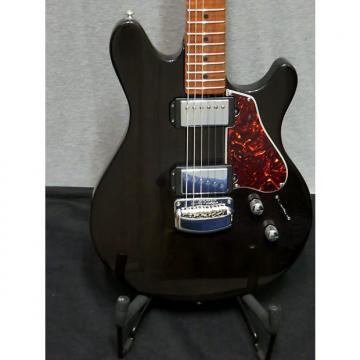Custom Ernie Ball Music Man James Valentine Signature Model Electric Guitar Trans Black