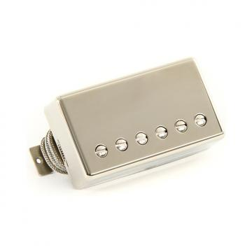 Custom Gibson Burstbucker Pro Pickup - Nickel Bridge 2-Conductor