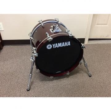 "Custom Yamaha Maple Custom Absolute 18"" x 14"" Bass Drum / Riser (Japan Made)"