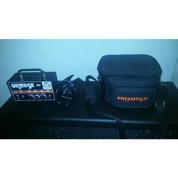 Custom Orange Micro Dark 20W Hybrid Head Black with Carry Case