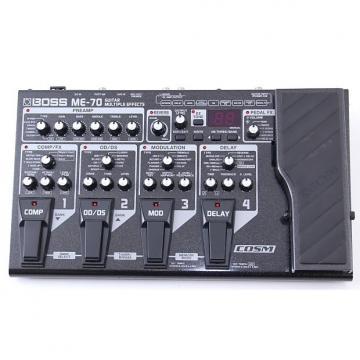 Custom Boss ME-70 Multi-Effects Pedal PD-4002