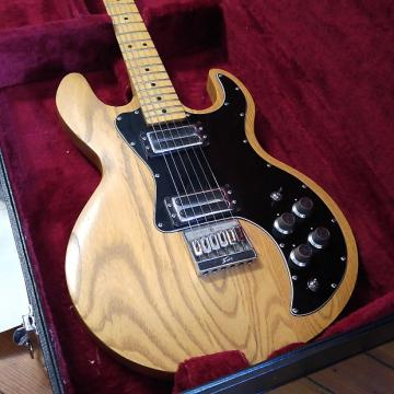Custom Peavey T-60 1979 #00376747 Natural Made in USA w/Hard Case