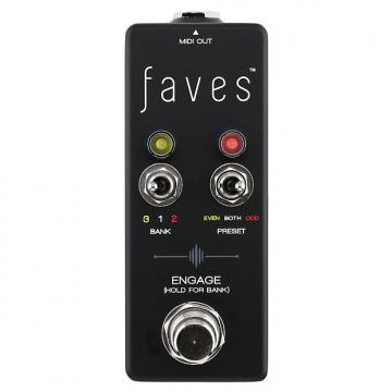 Custom ChaseBliss Audio Faves Midi Controller