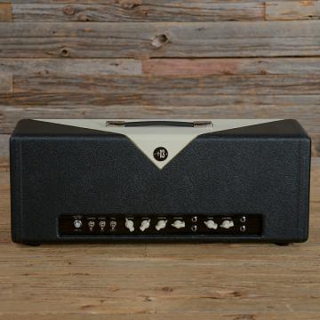 Custom Divided by 13 FTR37 Black & Eggshell Head USED