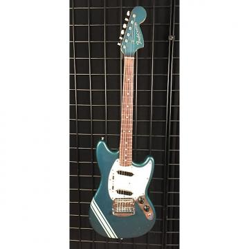 Custom Vintage 1970 Fender Mustang Electric Guitar Competition Blue w/MatchingHeadstock