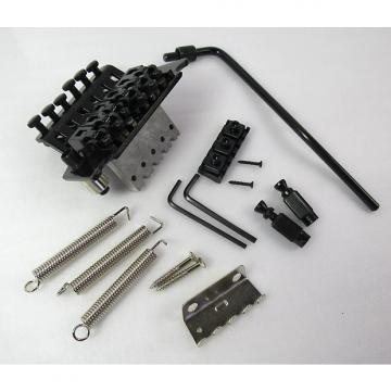 Custom Floyd Rose Licensed Complete Double Locking Tremolo System Black All Hardware Included