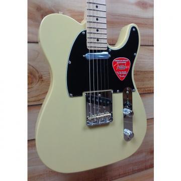 Custom New Fender® American Special Telecaster® Maple Fingerboard Vintage Blonde w/Gigbag