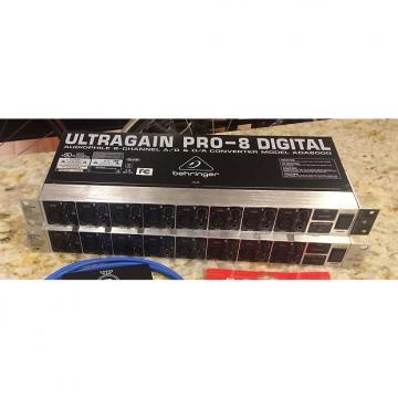 Custom Behringer ADA-8000 interface with Black Lion Audio Premium Modification