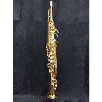 Custom Yamaha YSS-475II Soprano Saxophone 2016 Lacquer