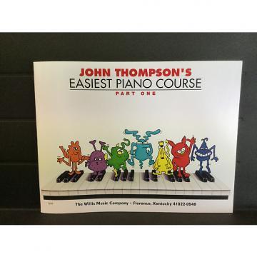 Custom John Thompson's Easiest Piano Course Part One