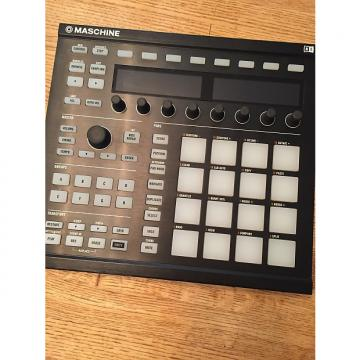 Custom Native Instruments Maschine MkII with 2.4 Software & Steel Blue Faceplate