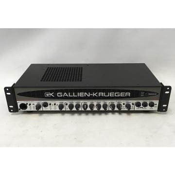 Custom Gallien-Krueger 700RB-II 450-Watt Biamp Bass Amp Head