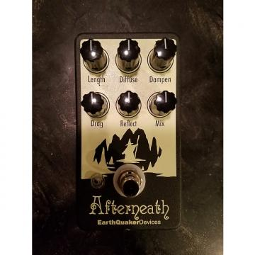 Custom EarthQuaker Devices Afterneath Otherworldly Reverberation Machine
