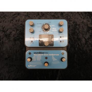 Custom Source Audio Soundblox Pro Multiwave Distortion Bass Effects