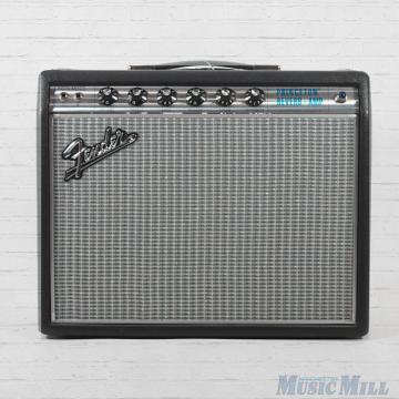Custom Fender '68 Custom Princeton Reverb Tube Guitar Combo Amplifier