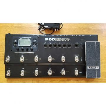 Custom Line 6 POD HD500  Black