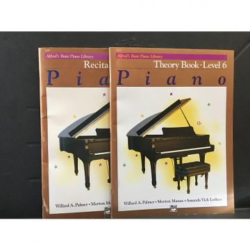 Custom Alfred's Basic Piano Library Level 6 - Theory