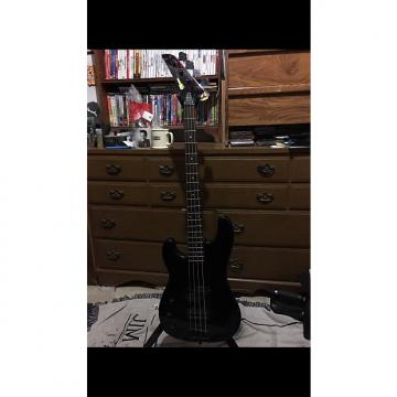 Custom Series 10 Left hand Bass P J Style 1985 Black
