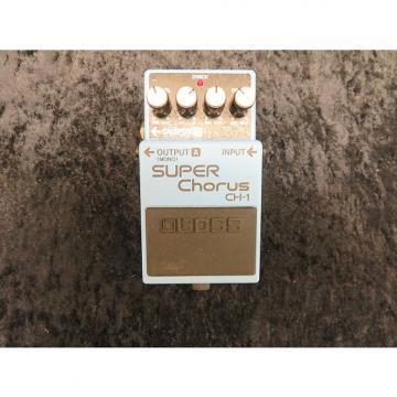 Custom Boss CH-1 Super Chorus Guitar Effects Pedal