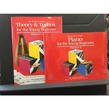 Custom Bastien Piano For the Young Beginner Primer Level - Primer B