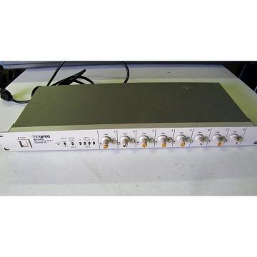 Custom Tascam MA-AD8 8CH A/D TO TDIF-1 CONVERTER 2010's silver powdercoat