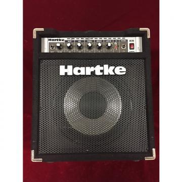 """Custom Hartke A-35 1x10"""" Combo Bass Amp"""