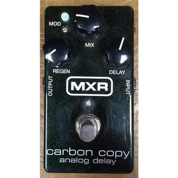 Custom MXR Carbon Copy