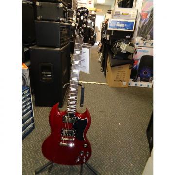 Custom usd Epiphone SG Standard electric guitar Setup
