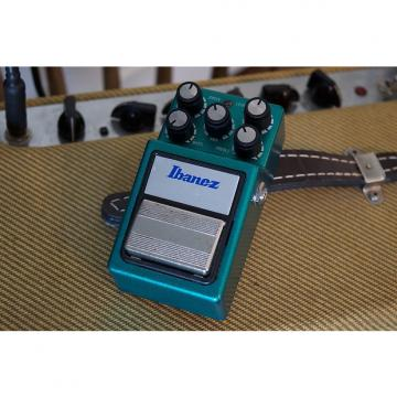 Custom Ibanez Japan TS9B Bass Tube Screamer 2000s Effect Pedal FREE U.S. Shipping!