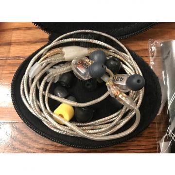 Custom Shure  SE425-CL IEM Earphones  Clear