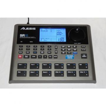 Custom Alesis SR-18 SR18 Drum Machine