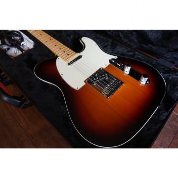 Custom Fender American Deluxe Telecaster 2015 - Sunburst - Mint