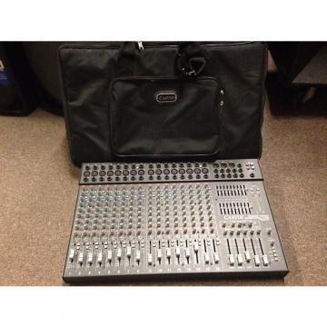 Custom Carvin C1600 Concert Series 16 Channel Stereo Studio Mixer w/ Gigbag