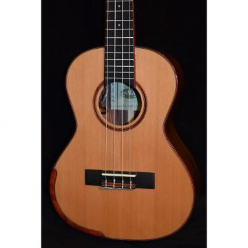 Custom Kala KA-SRT-CTG-E Comfort Edge Tenor Ukulele with EQ