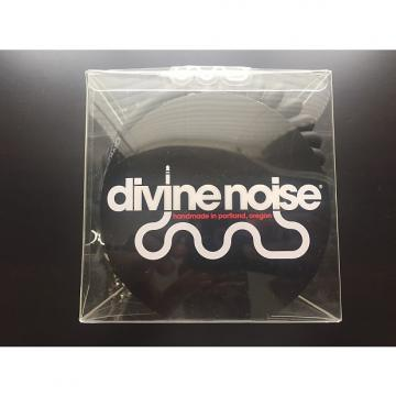 Custom Divine Noise Guitar Coil Cable Black 30'
