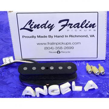 Custom Lindy Fralin Hybrid Magnet Stagger Vintage Style +2% Overwound Telecaster Tele Pickup Brand New