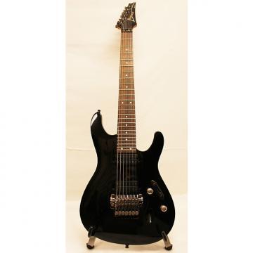 Custom Ibanez S7420 S Series 7-String Electric Guitar Black